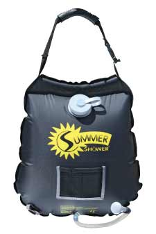 Summer Shower Solar Bag 5 Gallon Ripstop