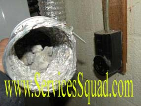 Dryer Vent Cleaning And Fire Prevention Montgomery County