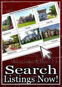 Search Westlake Ohio Homes Listings