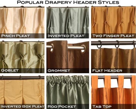 The Shade & Drape Co. in Houston, TX - Custom Made Draperies ...